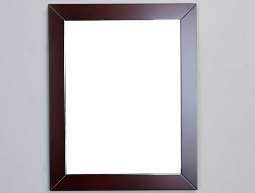 Eviva Teak Wood Mirror
